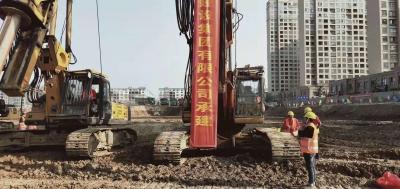 潜山太城项目工程