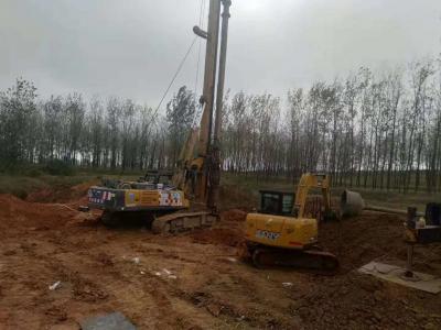 滁州定远风电场桩基工程