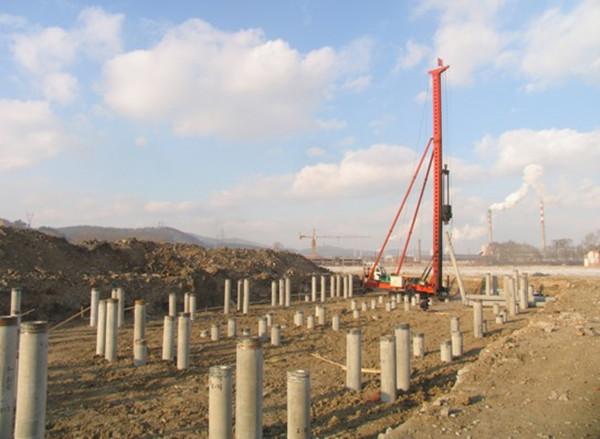 建筑工程施工中桩基础主要有哪些分类呢?